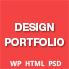 Design Portfolio – Responsive WordPress Theme