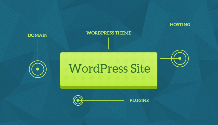 Launch a WordPress site