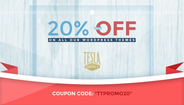 TeslaThemes Coupon Code