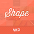 Shape – Photography WordPress Theme