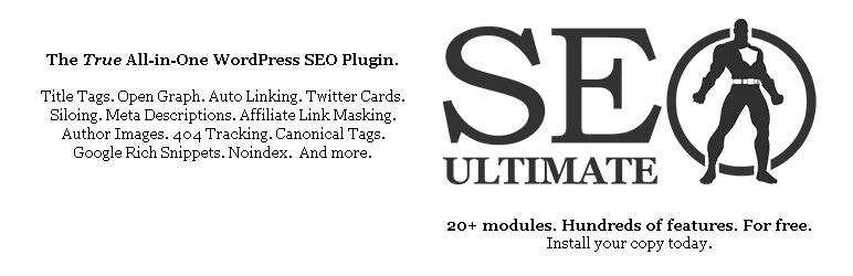 SEO Ultimate banner