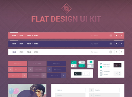 Flat-UI-kit-offer