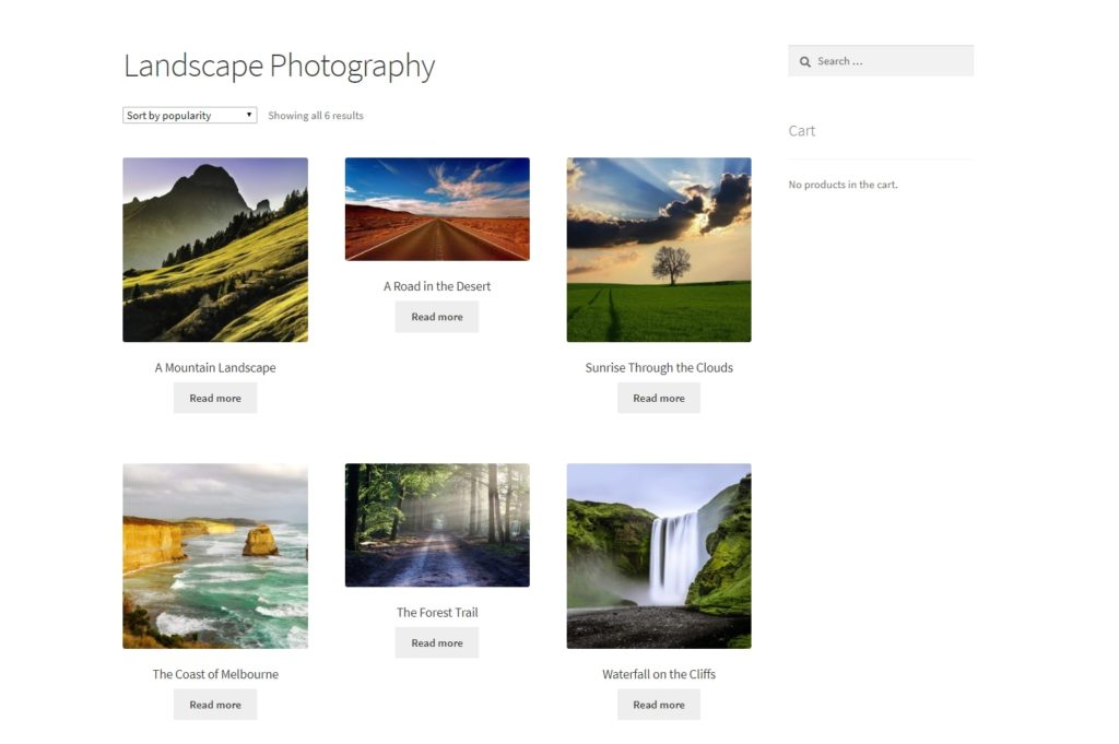 photography-gallery