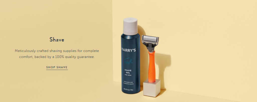 You might be familiar with the name Harry's. Its incredible growth and success is the stuff of legends. It's a men's grooming company. Specifically— they sell men's razors and blades. Harry's is a hugely popular name in the men's grooming industry and they owe most of their success to referral marketing.